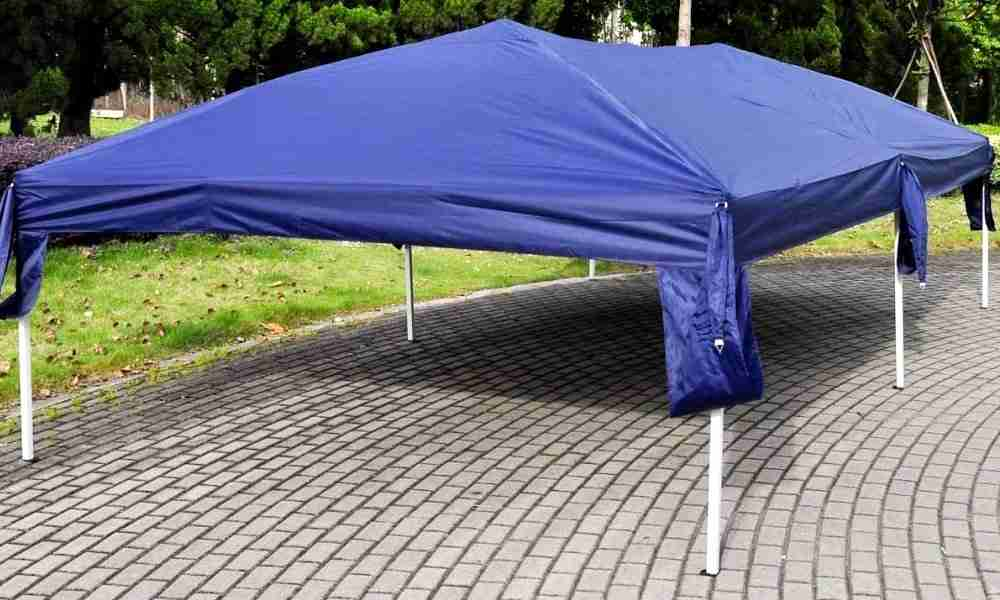Giantex Party Tent Review