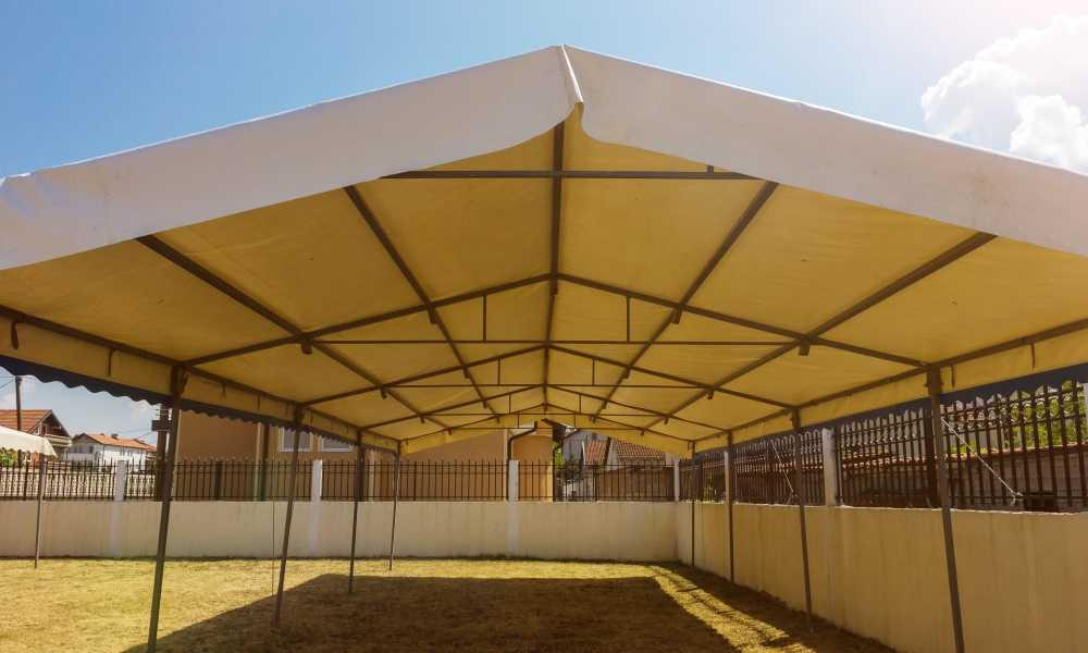 MasterCanopy 10×10 ft Instant Pop-up Portable Folding Canopy Review
