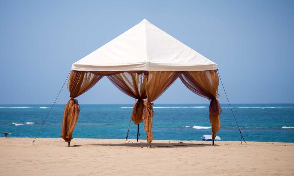 The Best Pop Up Canopy For Beach
